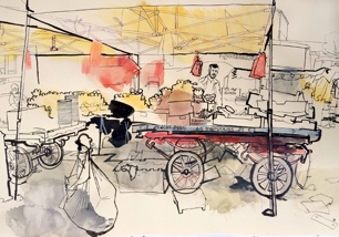 thumbnail lucinda rogers drawing ridley road
